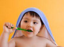 Chăm sóc răng miệng cho trẻ từ 1 – 3 tuổi