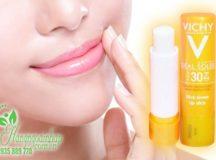 Son dưỡng môi tốt  Vichy Ideal Soleil SPF 30+ Lip Stick của Pháp