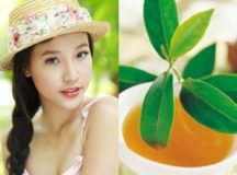 Tác dụng làm đẹp hiệu quả nhờ lá trà xanh