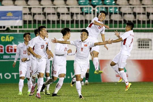 U19 Việt Nam đã xuất sắc giành chiến thắng và chiếm trọn 6 điểm.