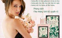 Mùi nước hoa gucci bloom có thơm không? giá bao nhiêu là chuẩn