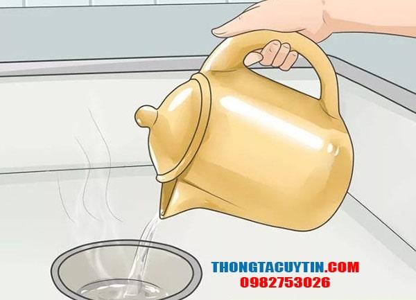 + 3 Cách làm sạch ống thoát nước: