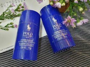 Lăn khử mùi Polo Blue có tốt không-1