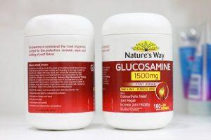 Thuốc Glucosamine 1500mg Natures Way có tốt không-1