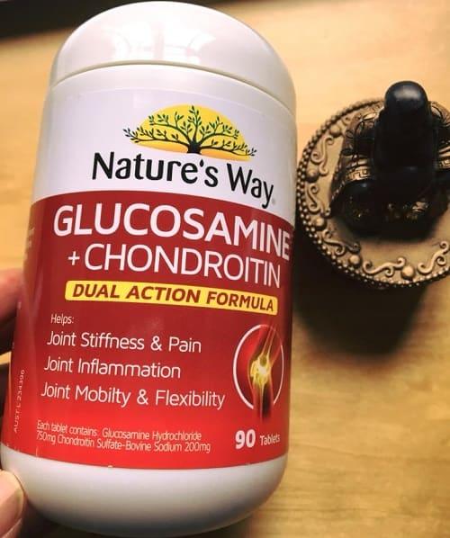 Thuốc Glucosamine 1500mg Natures Way có tốt không-2