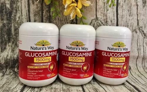 Thuốc Glucosamine 1500mg Natures Way có tốt không-3