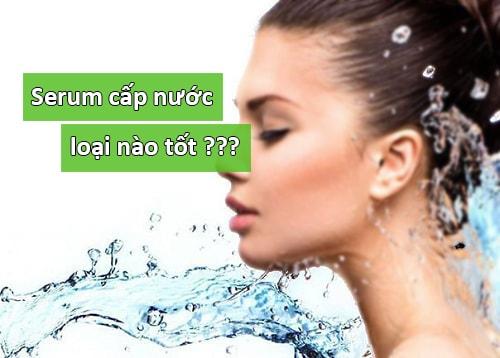 Serum cấp nước cho da loại nào tốt-1