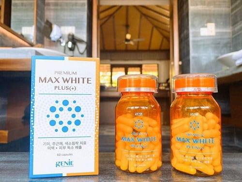 Viên uống trắng da Premium Max White Plus giá bao nhiêu-3