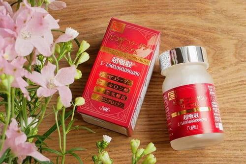 Review viên uống đẹp da Pico Collagen Premium của Nhật-3