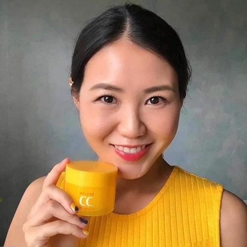 Kem dưỡng Melano CC Brightening Gel có tốt không-3