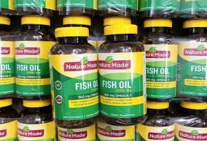 Review viên uống Nature Made Fish Oil 1200mg Omega-3 360mg-1