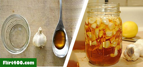 Cách 2: Trị ho an toàn và hiệu quả bằng tỏi ngâm mật ong