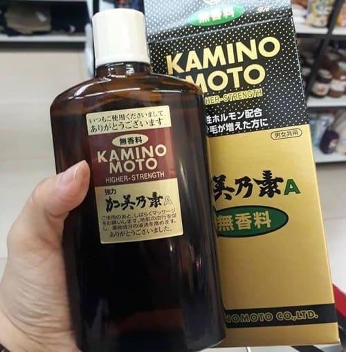 Cách sử dụng thuốc mọc tóc Kaminomoto Higher Strength-2
