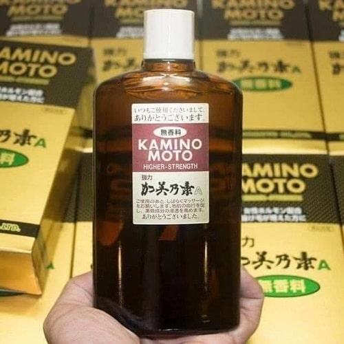 Cách sử dụng thuốc mọc tóc Kaminomoto Higher Strength-3