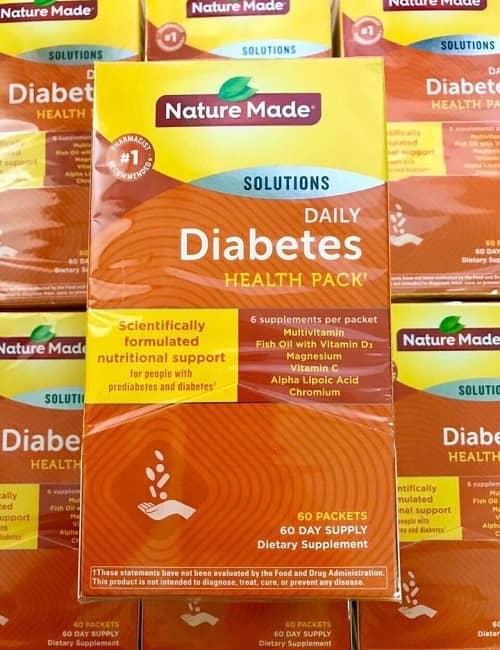 Thuốc tiểu đường Diabetes của Mỹ có tốt không?-3