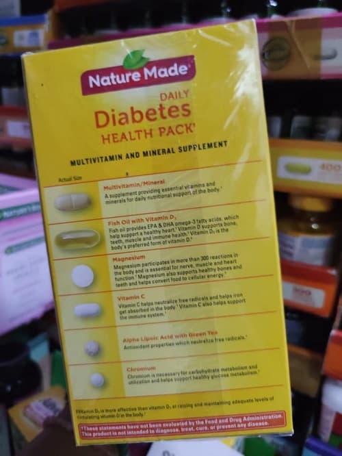Thuốc tiểu đường Diabetes của Mỹ có tốt không?-4