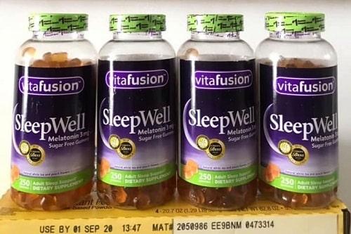 Kẹo ngủ Vitafusion SleepWell 250 viên giá bao nhiêu?-3