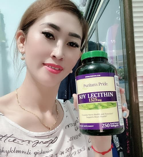 Thuốc Soy Lecithin 1325mg review-5