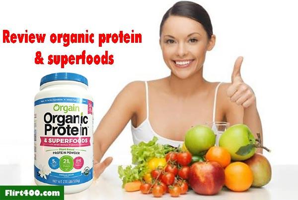 Review organic protein & superfoods có thực sự tốt không?