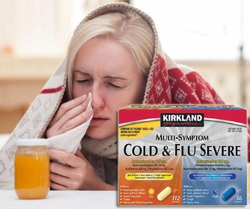 Kirkland Cold & Flu Multi-Symptom là thuốc gì?-5
