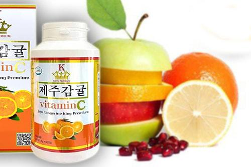Tác dụng của viên ngậm Vitamin C Jeju King Premium-3