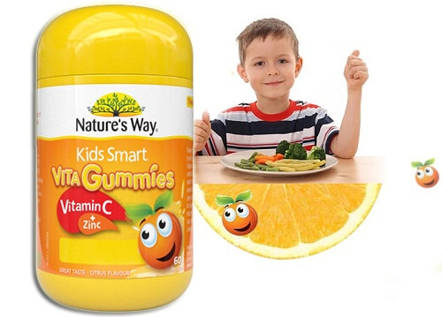 Vita Gummies Vitamin C + Zinc có tốt không?-3