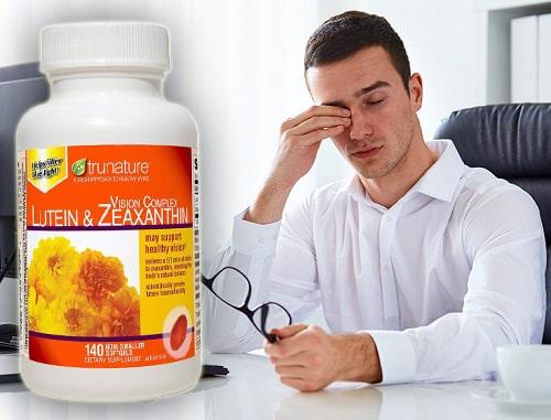 Thuốc Trunature Lutein và Zeaxanthin có tác dụng gì?-3