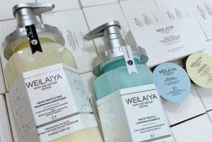 Dầu gội Weilaiya Perfume Repair Series review-1