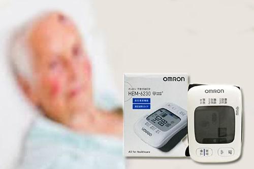 Máy đo huyết áp Omron HEM-6230 có chính xác không?-3