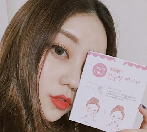 Miếng dán Dodo Label Face Tape review-5